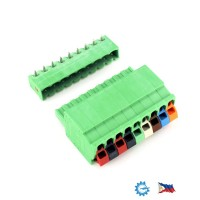 Phoenix Contact QC 1,5/9-ST Pluggable Terminal Block 12A M/F