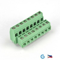 Phoenix Contact PCB Screw Terminal Block 2 layer 16 way MKKDSN 1,5 -16