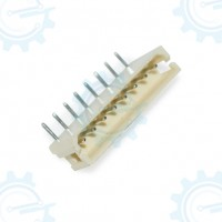 8-Pins wafer Con. male