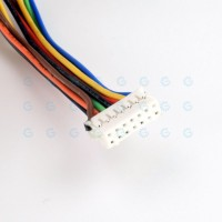 2x7 Wafer Wire connector 24AWG 2mm pitch L=116mm