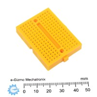 Mini Breadboard Orange