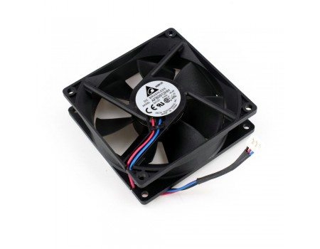 Delta Electronics AFB0912HH 12VDC 3200RPM Axial Fan 3-wire Speed Monitor