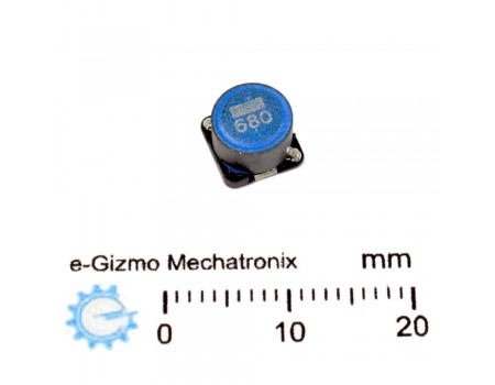 68uH 0.75A SMD Power Inductor