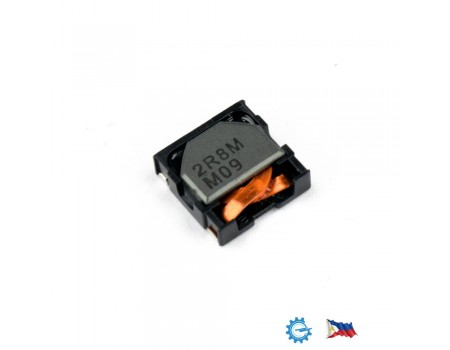 2.8uH 7.4A SMD Inductor CEP12D38NP-2R8MC
