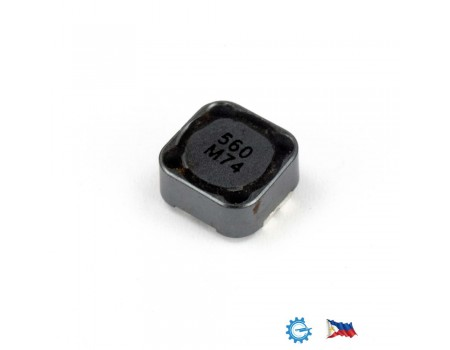 56uH 2.92A SMD Inductor CDRH125NP-560MC