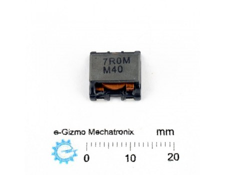 7uH 6.6A SMD Inductor CEE125NP-7R0MC