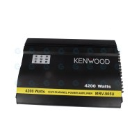 Car Amplifier 4 Channel 4200W with Bluetooth and MP3
