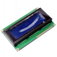 20x4 2004 LCD Display Module Blue