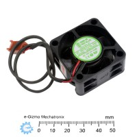 YLTC DC Brushless Fan 12V 0.8W 40mm