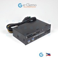 PC Multimedia Dashboard 5.25 inch with PCIe USB3.0