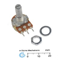 B20K Single Potentiometer