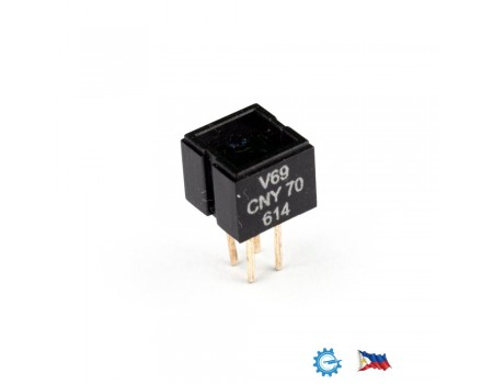 Vishay CNY70 Reflective Optical Sensor with Transistor Output