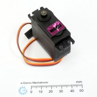 MG996R Servo Motor 360 degrees Continous Rotation