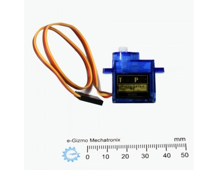 Servomotor SG90 ( 160degrees )