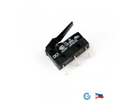 Cherry Waterproof IP6K7 rated Limit Snap Switch 6A 250VAC DC1-40T85