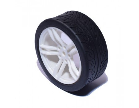 Vanity Wheel -White/Black